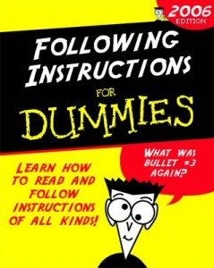 Is it as simple as steps 1, 2, 3?